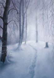 Winter by Fionabus