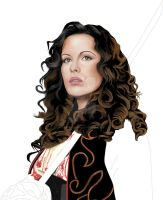 Kate Beckinsale by ForrestGump86