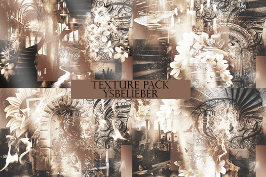 TEXTURE PACK / 01 by ysbelieber