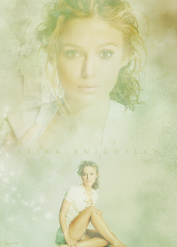 Keira Knightley by galato