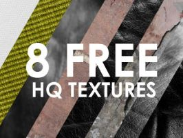 8 high quality textures for free! by genotas