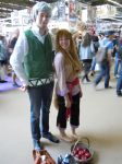 Lawrence et Holo de Spice and Wolf