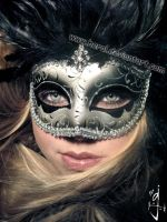 MASQUERADE PORTRAIT by heral