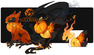 (Cursed Snaptrap Auction) Dullahan (Closed) by LilKyubee
