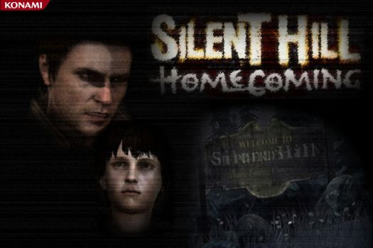 Silent Hill Homecoming by rodvcpetrie