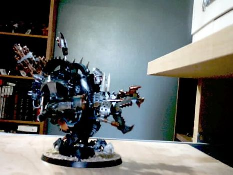 deff dread right by khamal