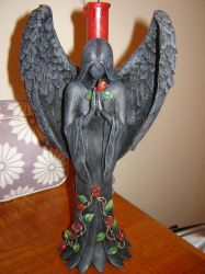 Angel Statue by Liburnica-stock