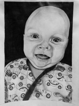Baby drawing by Rieckepigen