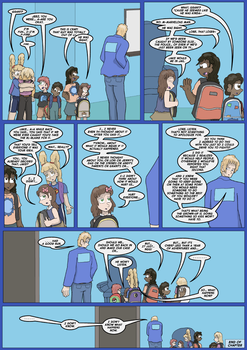 Showing Your Blue Colors- Page 17 by blue-blood-heroes