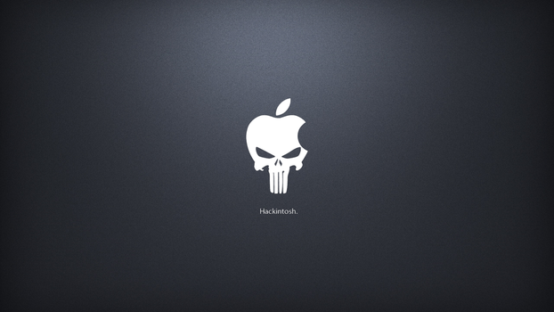 Hackintosh Wall by sanax