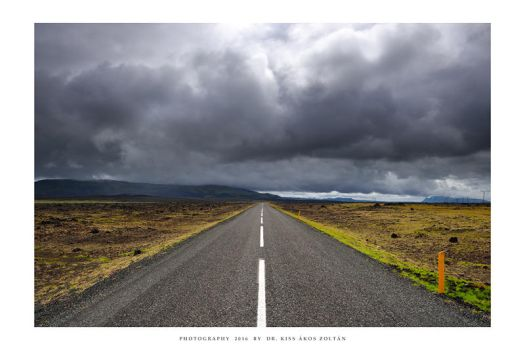Iceland - X by DimensionSeven