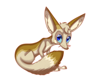 Fennec Ears by catz537