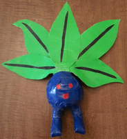 Oddish by DuctileCreations