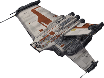 SWTOR - BT-7 Thunderclap by DoctorAnonimous