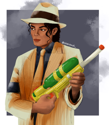 Smooth Super Soaker by Charenel