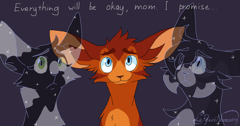 Everything will be okay, mom by LePetitNazaire