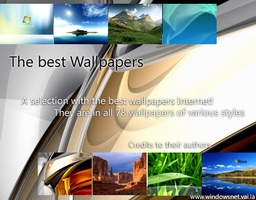 The Best Wallpapers Pack by WindowsNET