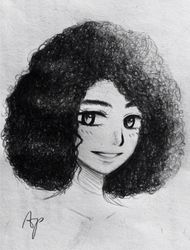 Afro by AkaPearl