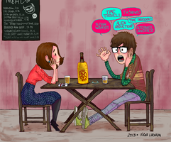 Bar Talk by Kaineiribas