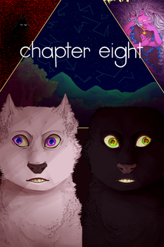 Silver Wolf Chapter 8 Cover by nutellarella