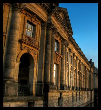 Bode Museum by MarcoHeisler