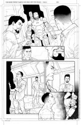 pencil Ironman pg02 by Rafael-Loureiro
