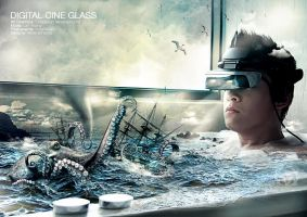 Lam Truong - Cine Glass by versacephuong