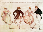 To be fond of dancing... by olde-fashioned