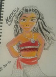 Moana by SantosIgnis