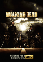The Walking Dead Season 5 Mid. Poster by jevangood