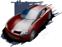 Renault Concept by gizmoaseth