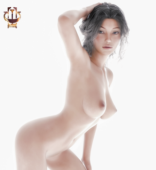 MRL Eden  Beautiful Small Breast by danielbadevil
