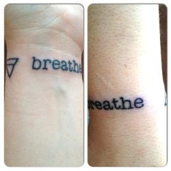 Breathe Tattoo by FantasyWench