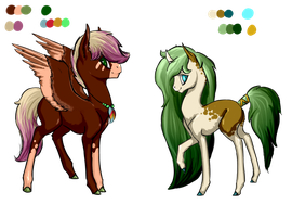 Random Adopts Auction (2/2 OPEN) by themoosewhisperer