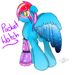 Trade : Pocket Watch by BusyBeingClever