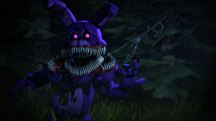 Twisted Bonnie by TF541Productions