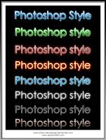 New photoshop styles by Sultan-Almarzoogi
