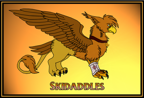 Skidaddles by Thornacious