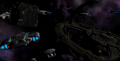 The Defense of DS9 by Jetfreak-7