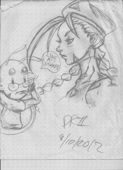 Cammy and Me by spiritdetective2010