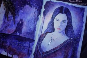 Evenstar by Kinko-White