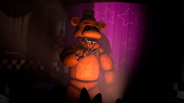 Freddy be Kruger-ing by PAX-12