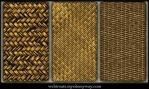 Tileable Basket Weave Textures by WebTreatsETC