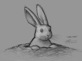 Care Hare by MorXn