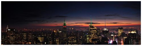 Iridescence - Empire State II by fr1gidity