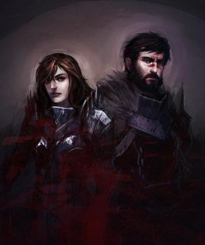 DA: champions of Kirkwall by Cornis