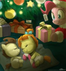 Happy Hearth's Warming Eve 2012 by johnjoseco