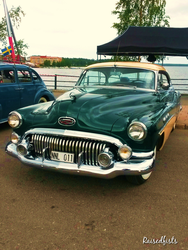 1946 Buick by RaisedFists