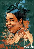 Cesaria Evora by roberlan
