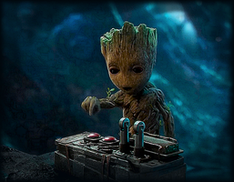 I am Groot! by Ysydora